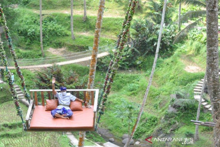 Menparekraf apresiasi manajemen kawasan wisata yang tidak PHK karyawan