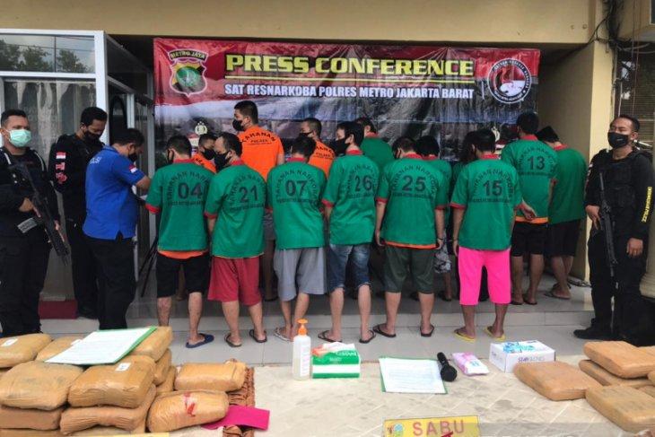 Polisi dirikan posko pengamanan di Kampung Ambon Jakbar