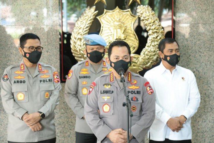 Kapolri dan Panglima TNI siapkan strategi pengamanan PON di  Papua