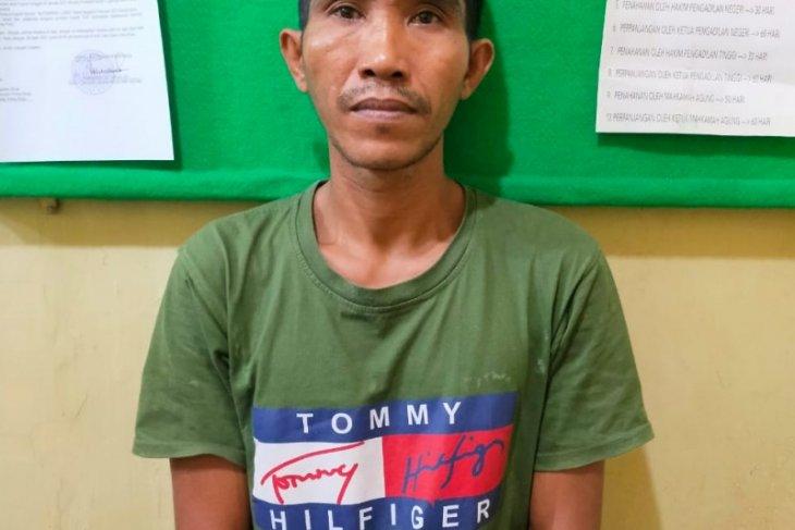Pelaku penganiayaan pengurus BKM Baiturrahman ditangkap di Riau