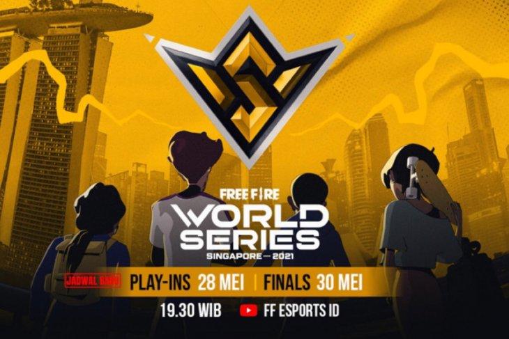 Dua tim Indonesia siap rebut gelar juara dunia Free Fire di FFWS 2021