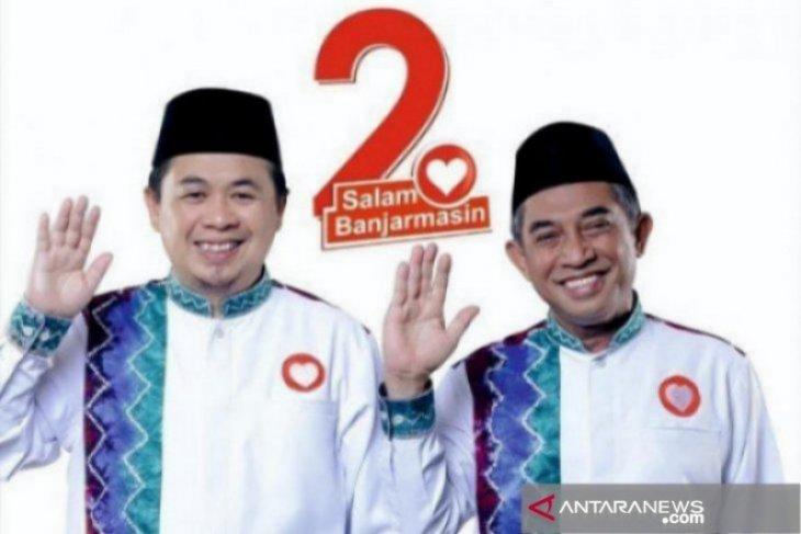 MK akhirnya menangkan Ibnu-Arifin di Pilwali Banjarmasin 2020