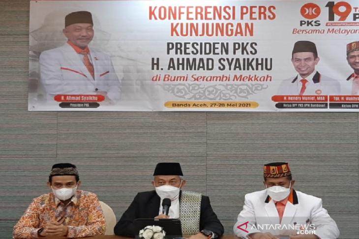 Presiden PKS nilai Anies berpotensi menangi Pilpres 2024