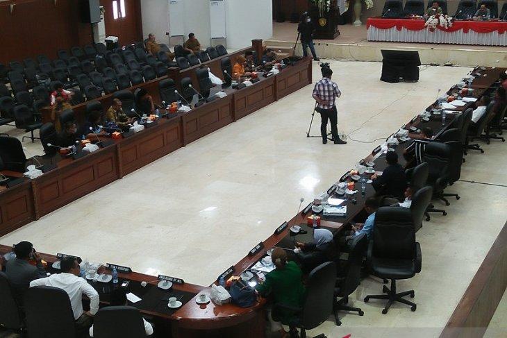 DPRD Maluku sepakat tetapkan 12 Raperda usul inisiatif