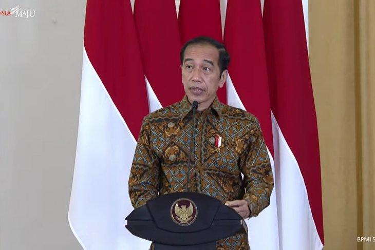 Presiden cermati kesenjangan arah pembangunan pusat-daerah