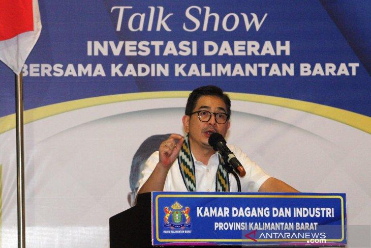Talkshow Strategi Investasi untuk Pembangunan Daerah