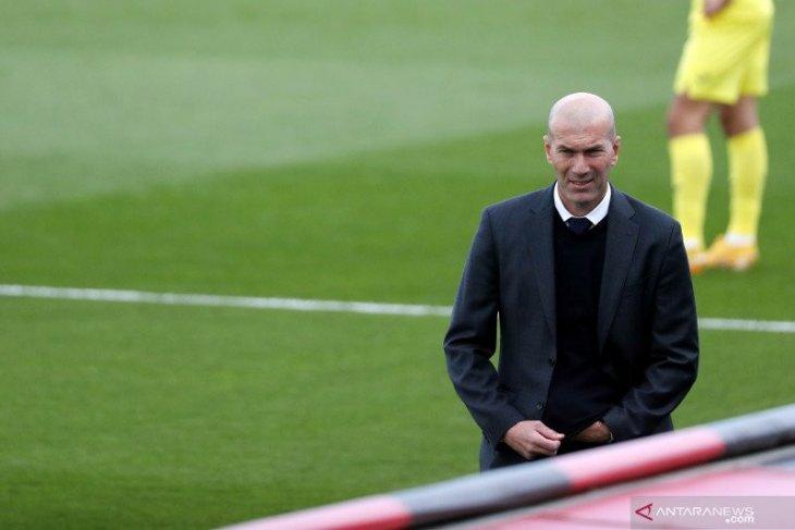 Zidane akan tinggalkan Real Madrid