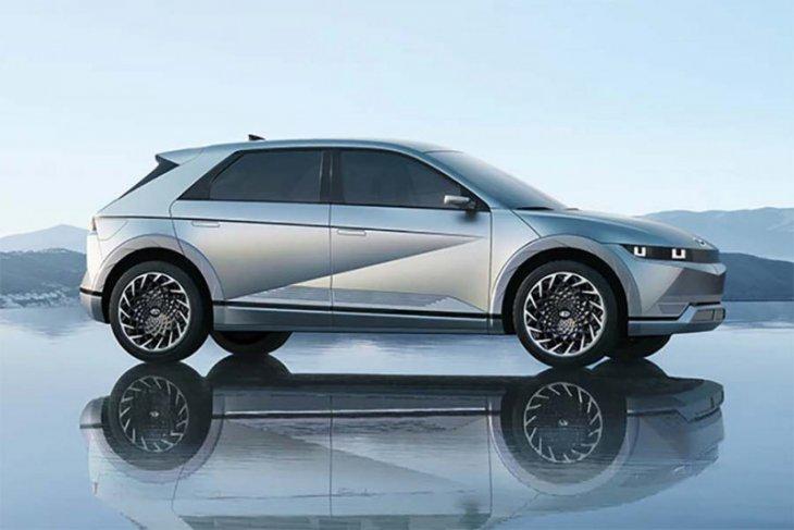 Mobil listrik Hyundai Ioniq 5, lima menit isi daya bisa 100 km
