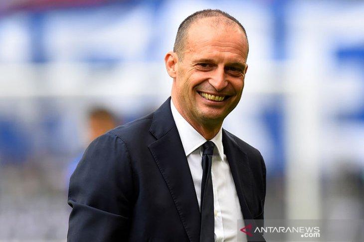 Allegri akan ubah taktik Juventus usai ditinggal Cristiano Ronaldo