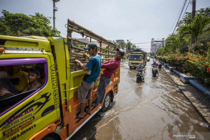 Wagub DKI tampik pernyataan Presiden AS  Biden soal tenggelamnya Jakarta 10 tahun lagi
