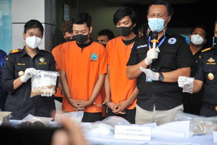BNN ungkap penyalahgunaan narkotika dua remaja Bali lewat medsos