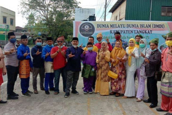 DMDI apresiasi BNN dan Polres Langkat dalam penindakan narkotika dan premanisme