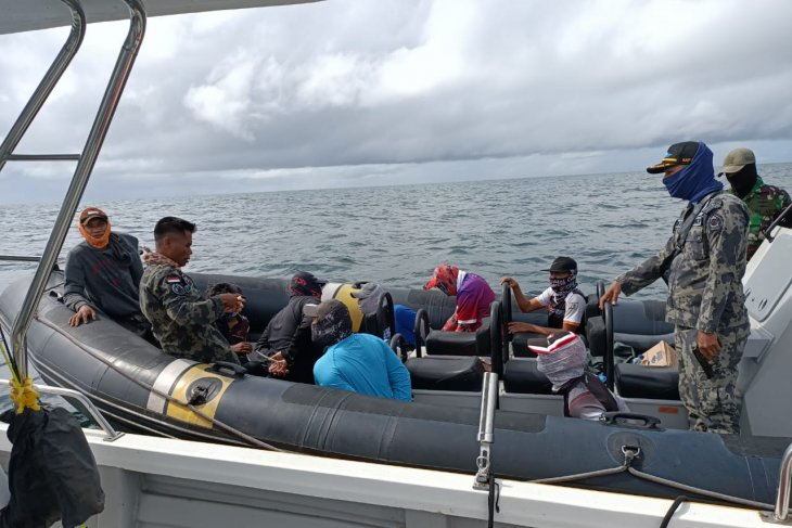KKP tangkap pelaku olahraga memancing ilegal di perairan Sebatik