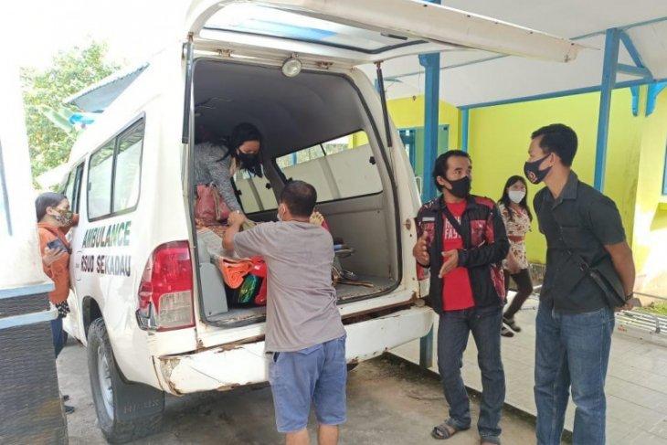 Tahanan Polres Sekadau meninggal saat dirawat di rumah sakit