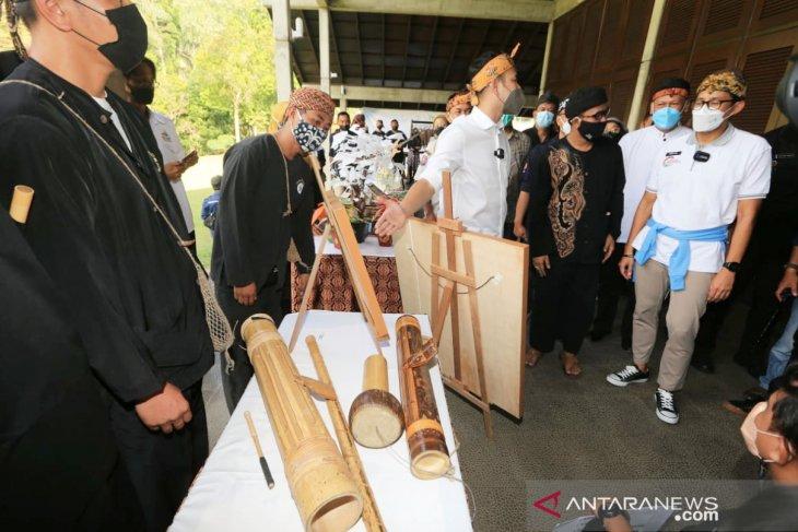 Menparekraf nilai Desa Tugu Selatan Bogor punya daya tarik wisata