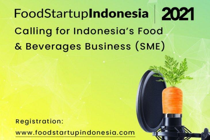 Lagi, Kemenparekraf kembali FoodStartup Indonesia