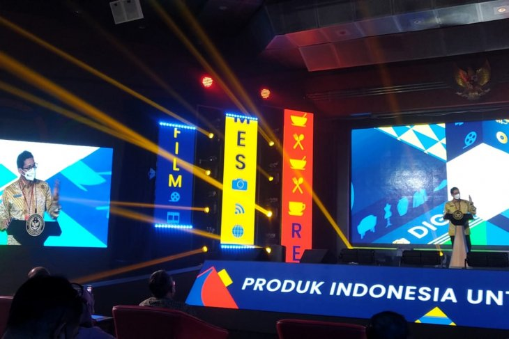 Kemenparekraf luncurkan Apresiasi Kreasi Indonesia untuk bangkitkan ekonomi