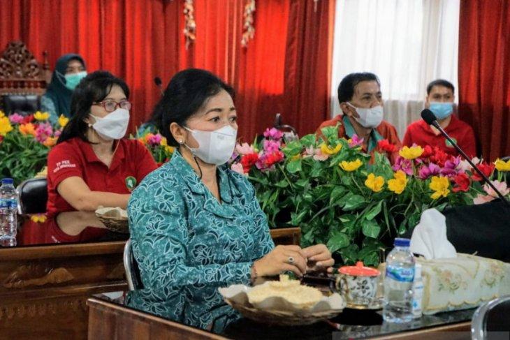 PKK Denpasar: Sampah itu ancaman bagi kelestarian lingkungan