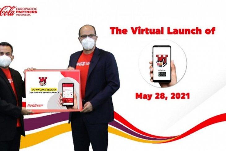 Coca-Cola Europacific Partners Indonesia luncurkan aplikasi