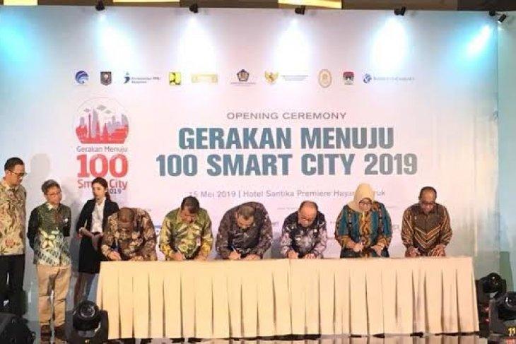 Aplikasi pencegahan COVID-19 satu upaya membumikan konsep Smart City