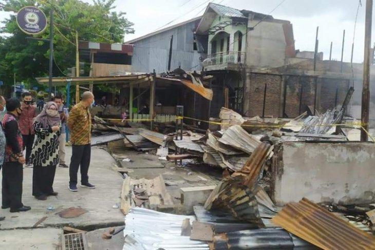 Kerugian akibat kebakaran di Simeulue lebih Rp 10 miliar