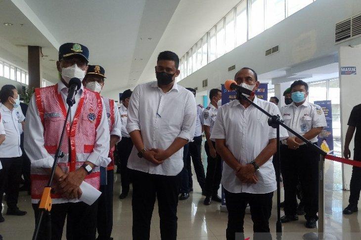 Kemenhub bantu dua unit BRT untuk Pemkot Medan