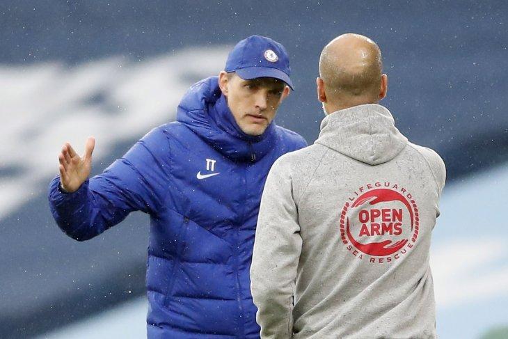 Liga Champions: Chelsea vs City, bukan Tuchel melawan Guardiola