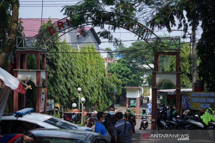 17  dari 91 warga Griya Melati Kota Bogor positif COVID-19 dinyatakan sembuh