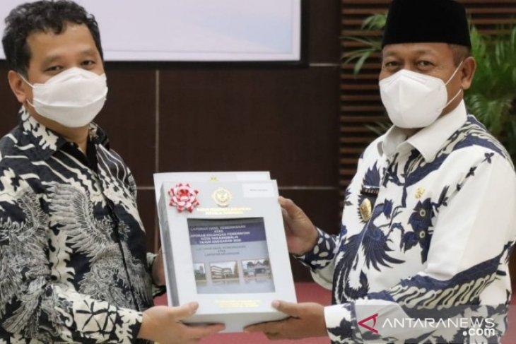 LKPD TA 2020 Tanjungbalairaih opini WDP