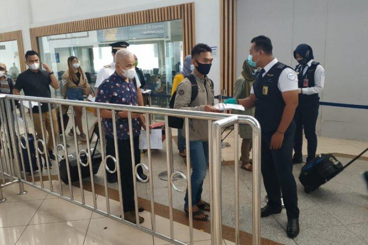 Bandara Juanda terapkan panggilan penumpang dua jam sebelum berangkat