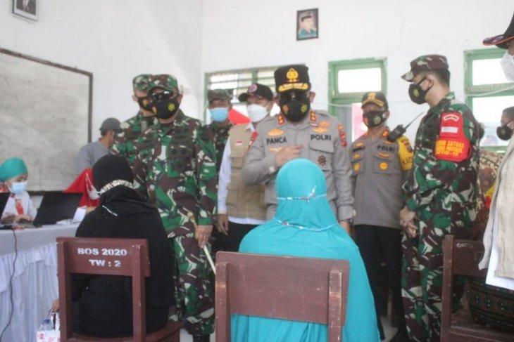6.000 vaksinasi massal bagi lansia di Kabupaten Sergai