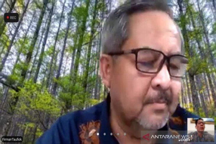 Pohon tumbang penyebab pekerja PLTA Batang Toru meninggal dunia