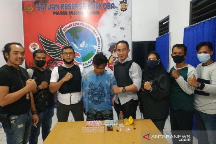 Polres Rejang Lebong tangkap petani jual narkoba