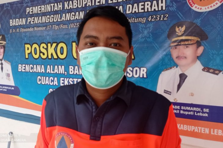 BPBD Lebak: Ruas Jalan Banten-Sukabumi putus akibat longsor