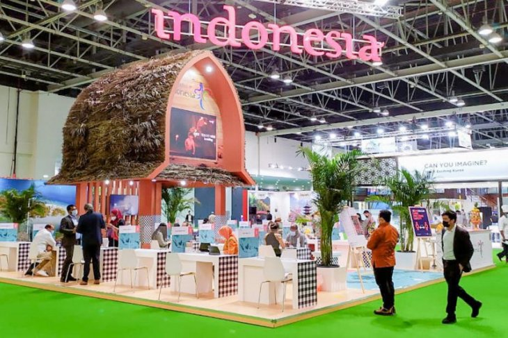 Kemenparekraf promosikan Indonesia di Dubai