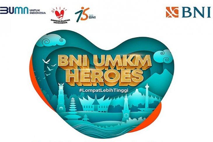 BNI hadirkan UMKM Heroes untuk peningkatan promosi produk lokal