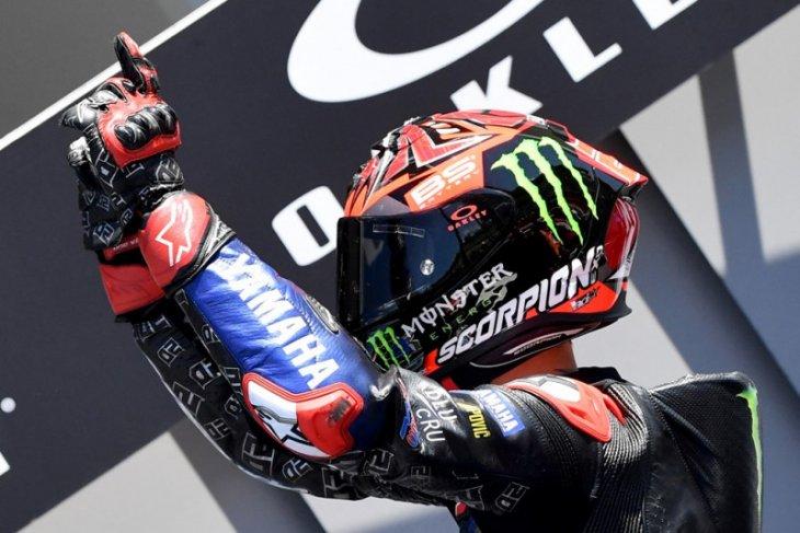 MotoGP: Quartararo patahkan dominasi Ducati di Sirkuit Mugello