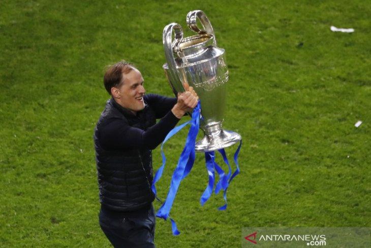 Liga Champions: Tuchel berambisi raih lebih banyak gelar bersama Chelsea