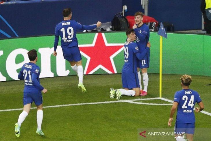 Kai Havertz bawa Chelsea juara Liga Champions