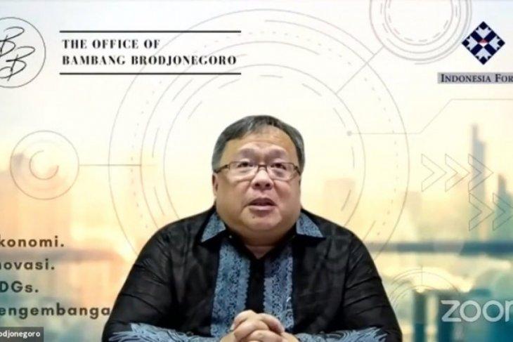 Menteri Erick ungkap alasan jadikan Bambang Brodjonegoro Komut Telkom