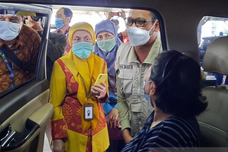 Sentra Vaksinasi Indonesia Bangkit di RSUI perpanjang vaksinasi bagi lansia