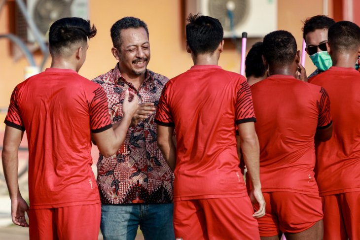 Madura United susun dan matangkan jadwal Liga 1