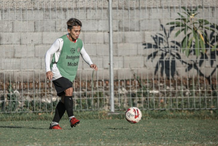 Gelandang Bali United ingatkan terpenting Liga 1 jalan sesuai prokes