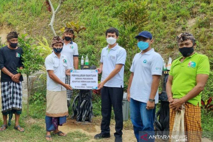 BUMN ITDC serahkan bantuan sarana prokes bagi desa wisata di Bali