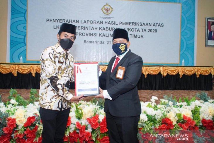 Kabupaten Penajam kembali raih opini WTP