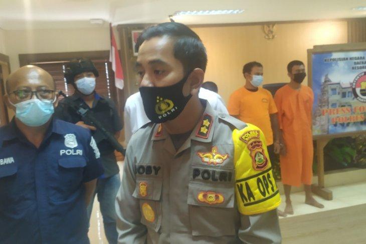 Oknum polisi di Bali dinonaktifkan karena diduga bandar sabu-sabu