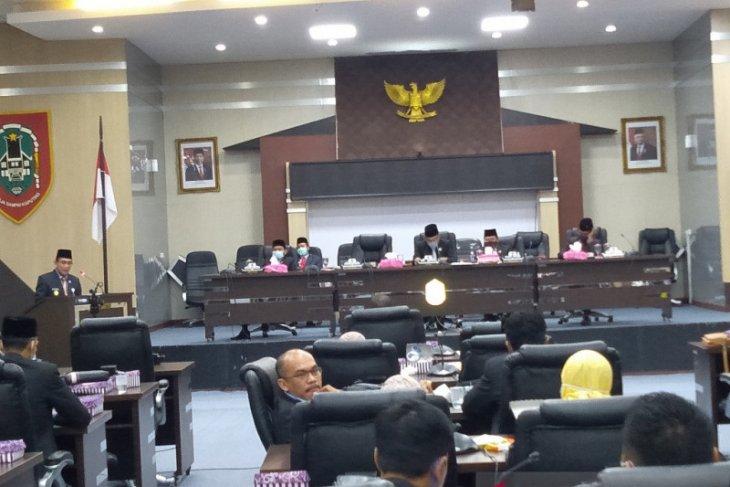 DPRD Banjarmasin umumkan Ibnu-Arifin pemenang Pilkada 2020