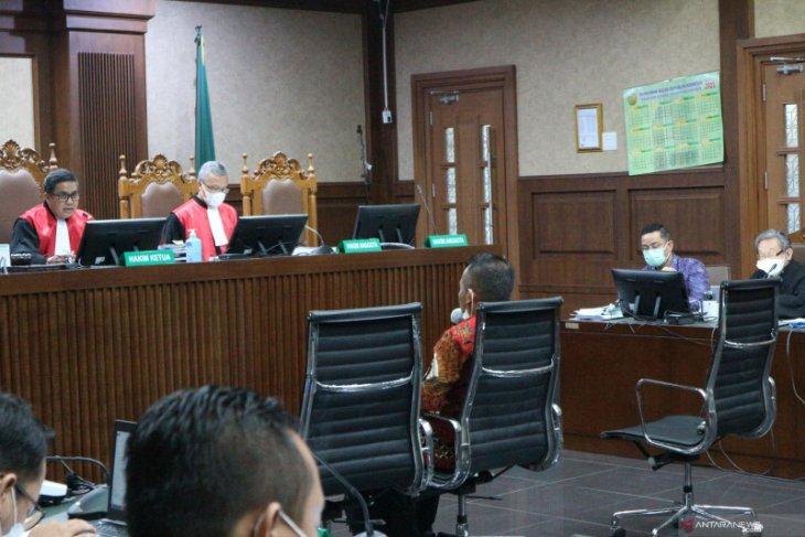 Saksi: Juliari kecualikan satu perusahaan dan tidak ditarik
