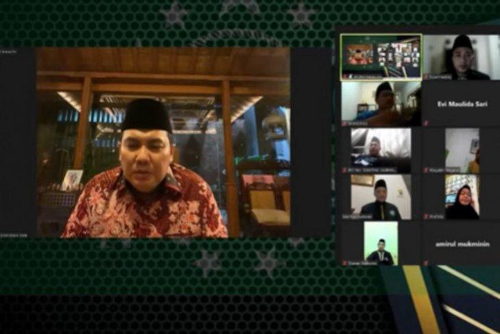 Sekjen PBNU dan Anwar Ibrahim hadiri