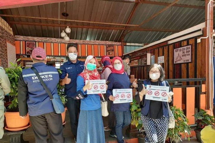 HTTS 2021 Kota Bogor jadi momentum untuk sosialisasi anti rokok